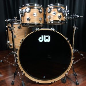 Drum Workshop Pure Oak 4pc Hard Satin