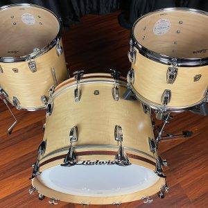 Ludwig Classic Maple Natural Satin