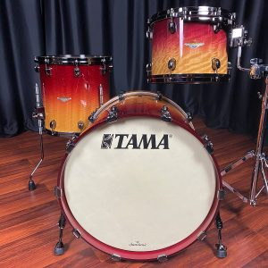 TAMA Starclassic Maple with Exotic Movingui