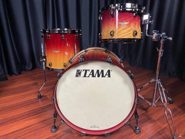 TAMA Starclassic Maple with Exotic Movingui