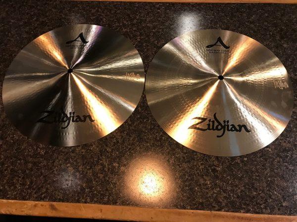 Zildjian A Series 14 Inch New Beat HiHat