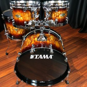 Tama WBS42SMBR Starclassic Walnut Birch Molten Brown Burst 4pc