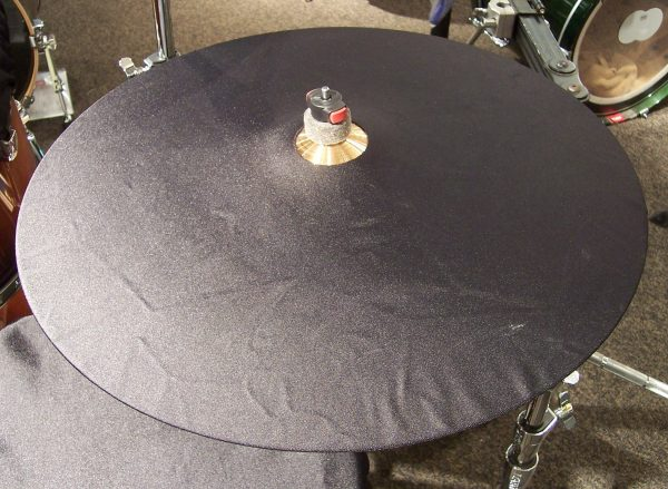 DrumTee Cymbal Mutes For Hi Hats and Cymbals