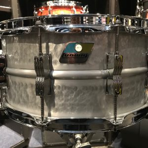 Ludwig LM405K Hammered Acrolite Snare Drum 6.5x14