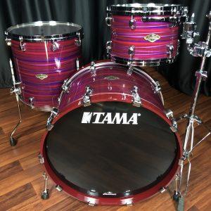 TAMA Starclassic Walnut Birch Phantasm Oyster Lacquer 3pc Kit
