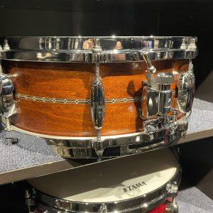 TAMA Star Maple 5.5x14 Snare Drum Antique Brown