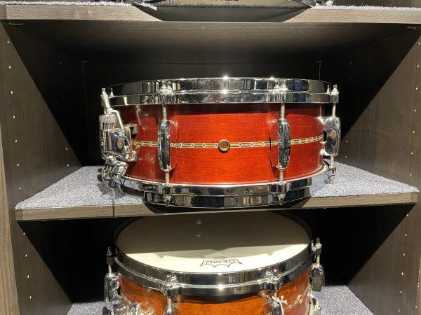 TAMA Star Maple Dark Mocha Snare Drum