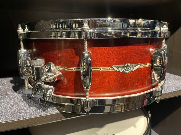 TAMA Star Maple Satin Dark Mocha 5.5x14 Snare Drum