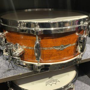 TAMA Star Maple Satin Antique Brown 5.5x14 Snare Drum