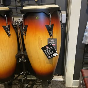 LP City Series Congas 10 in. 12 in. Vintage Sunburst