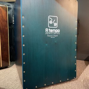 A Tempo Angular, Flamingo Cajon