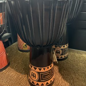 Meinl Djembe 12 in. Dark Brown