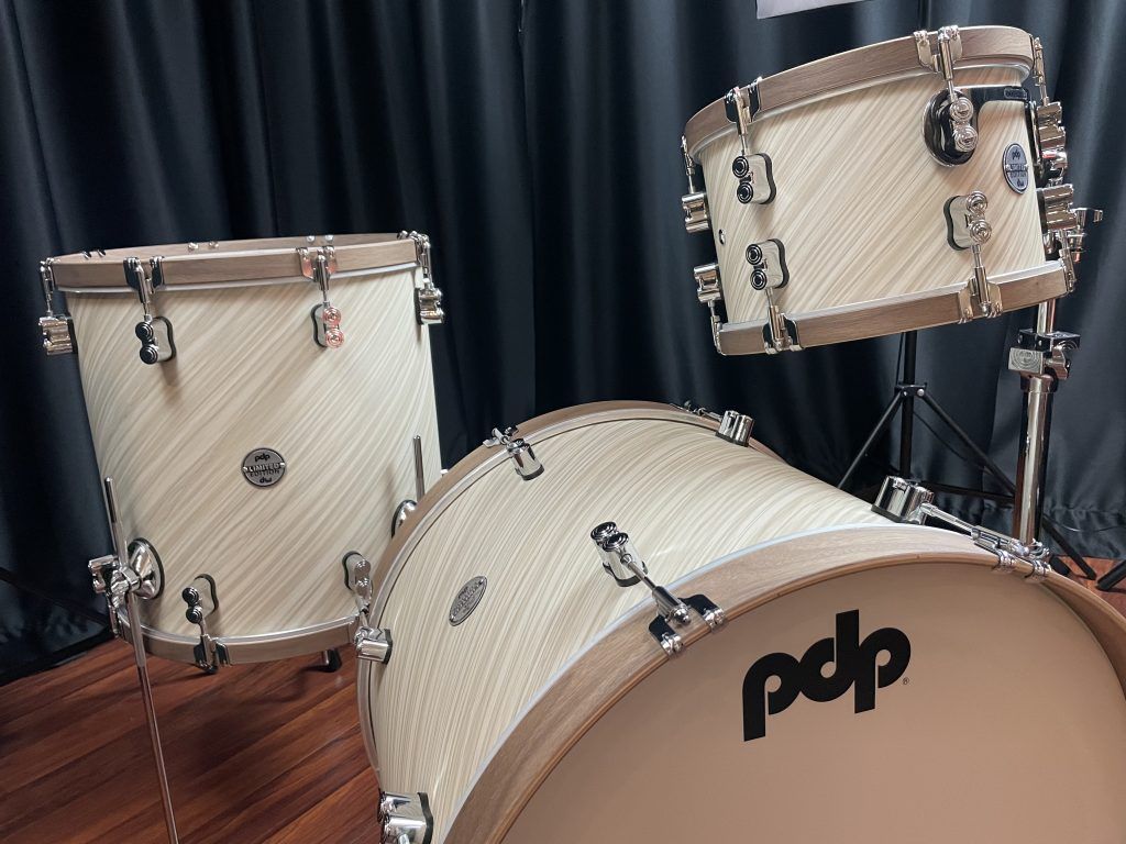 PDP Maple Limited Edition Twisted Ivory