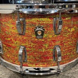 Ludwig Bun E. Carlos 7x14 Snare Drum Citrus Mod Sparkle