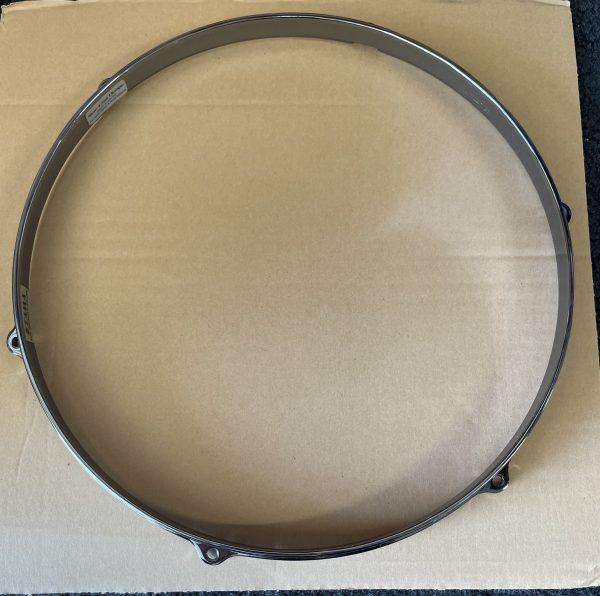 TAMA Starclassic Drum Hoop Black Nickel Bottom