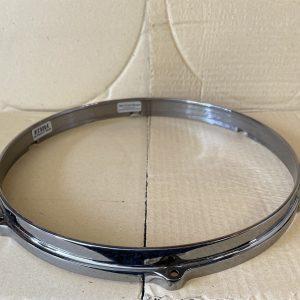 TAMA Star-Cast Mounting System 12 in. Bottom Drum Hoop Black Nickel