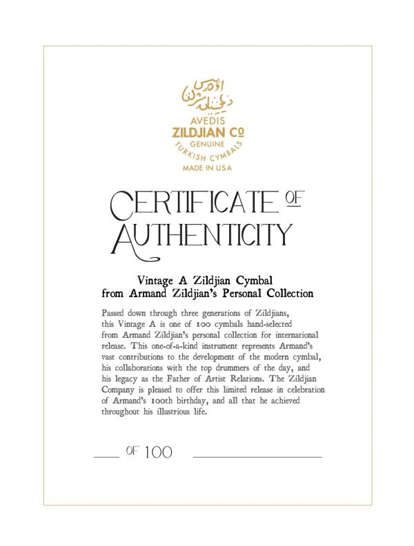 JPG Certificate International