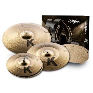 K Custom Hybrid Cymbal Pack KCH390