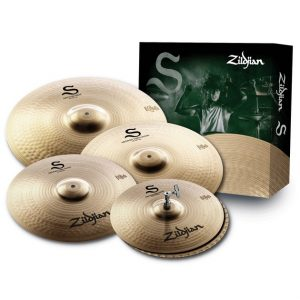 S Cymbal Pack S390