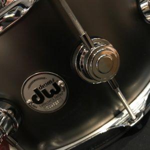 DW Black Satin Brass 6.5x14