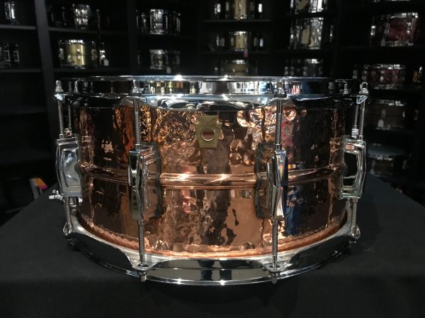 Ludwig Copper Phonic LC662K