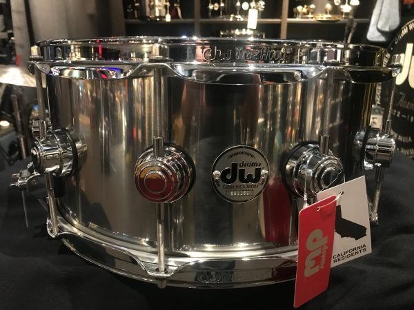 DW Collector's Stainless Steel 6.5x14