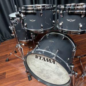 Tama Star Walnut Smoky Black 4pc Set