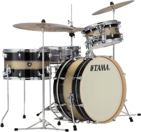 Tama Superstar Classic Maple Mod Gold Duco Neo-Mod w/ 22 Bass CL32VSMLD