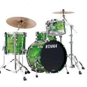 Tama Starclassic Walnut / Birch 3pc drum set