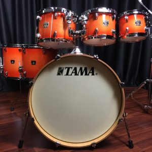 Tama Superstar Classic Maple Tangerine Lacquer Burst CL72STLB