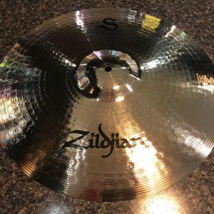 Zildjian Cymbals S Series 17 in. Thin Crash Cymbal